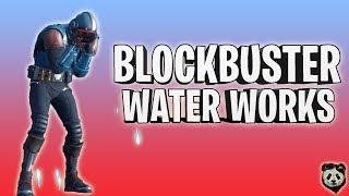 Fortnite | Blockbuster Water Works! | RIP Summer Break | PC