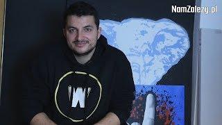 """Nietypowa przemiana twórcy internetowego - wywiad z Maciejem """"Wapniakiem"""" Wapińskim"""