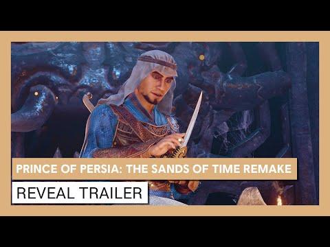The Sands of Time Remake Official Reveal Trailer | Ubisoft Forward 2020
