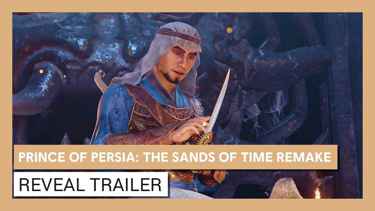 The Sands of Time Remake Official Reveal Trailer | Ubisoft Forward 2020