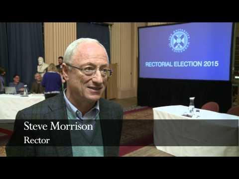 New Rector confirmed