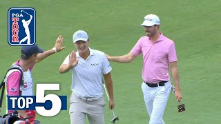 Top 5 Shots of the Week | CIMB Classic 2018