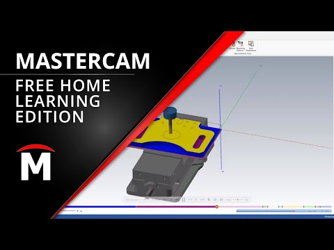Test Drive Mastercam CNC Solutions Today | MLC CAD Systems
