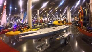Houston Boat Show 2016- Kayaks And Canoes