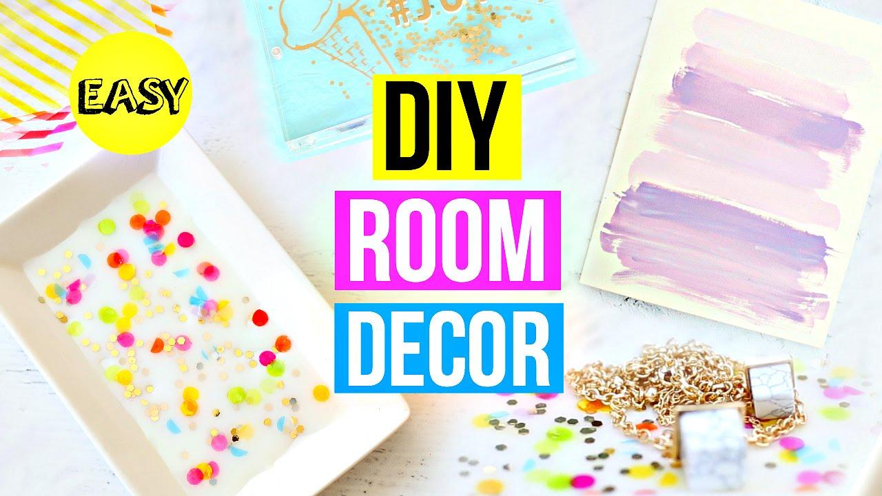 DIY Room Decoration Ideas Pinterest BuzzFeed Crafts