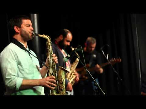 Led Bib - Recycling Saga (LIVE @ Vortex Jazz Club)