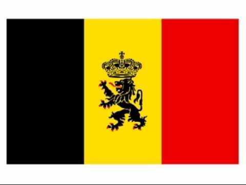Kingdom of Belgium, variant-State Ensign (1950