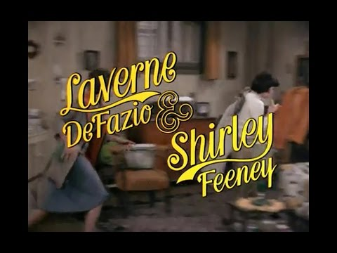 Laverne and Shirley Opening Credits and Theme Song