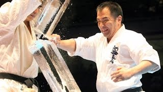 【新極真会】45th ALL JAPAN KARATE TOURNAMENT SPECIAL DEMONSTRATION KO TANIGAWA SHINKYOKUSHINKAI