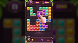 Block Puzzle Game - Jewels & Gems   Game Play