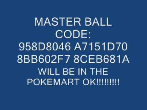 <b>Pokemon Emerald</b> Gameshark <b>Codes</b> (work) - YouTube