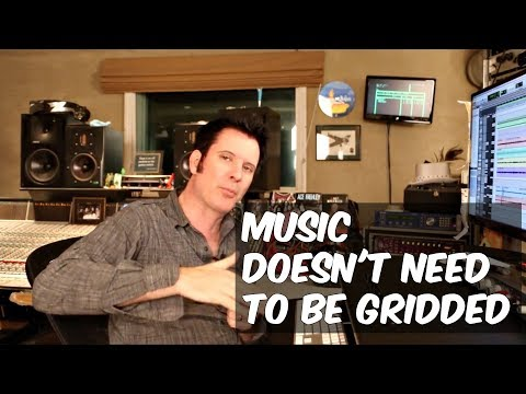 Here's why music doesn't have to be gridded - Warren Huart: Produce Like a Pro