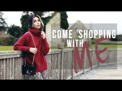 DESIGNER SHOPPING WITH ME IN IRELAND! | Kildare Village