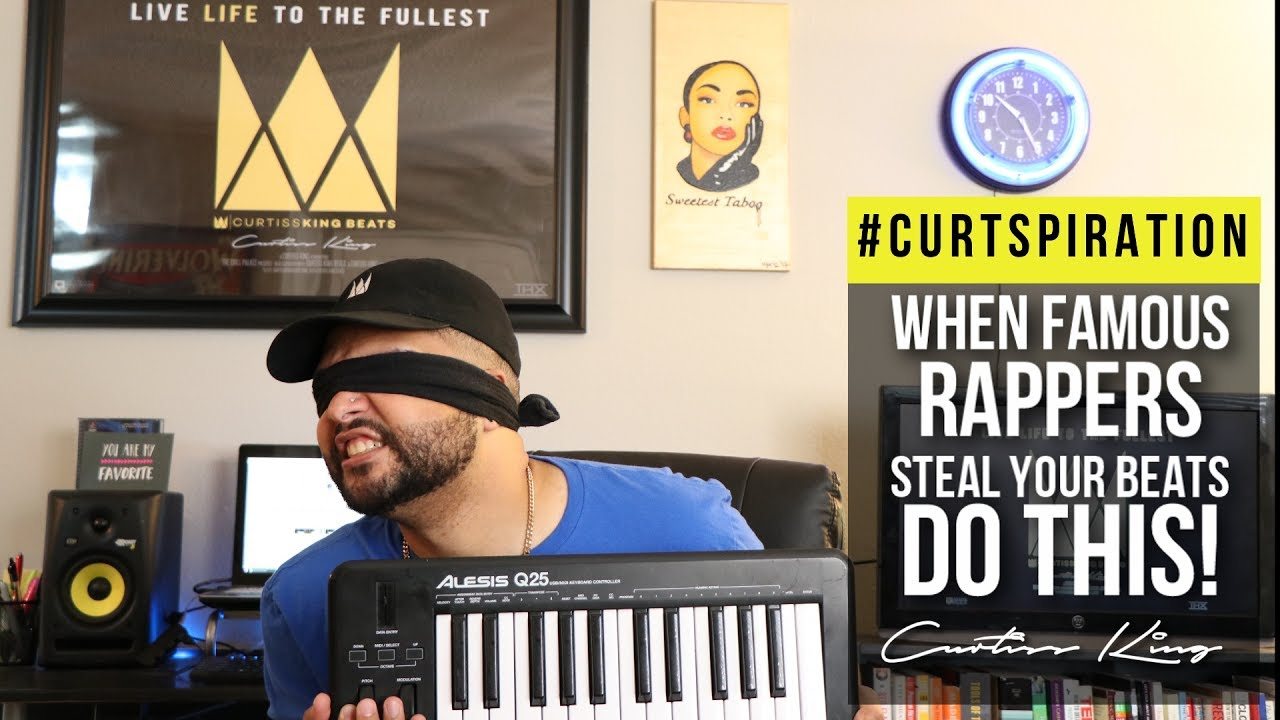 What To Do If A RAPPER STEALS Your BEAT!
