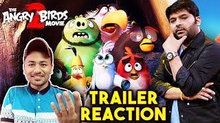 Angry Bird 2 Trailer REACTION | REVIEW | Kapil Sharma , Kiku Sharda, Archana Puran Singh