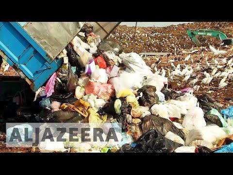 Sri Lanka struggles to tackle waste problem