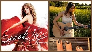 "❤ ""Ours"" - Taylor Swift Guitar Tutorial 