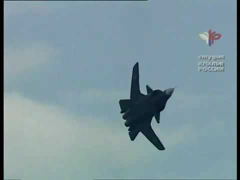 Sukhoi Su-47 (S-37) Berkut Supersonic Jet Fighter