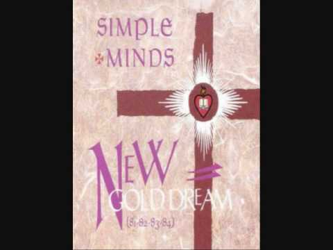 simple minds colours fly and catherine wheel