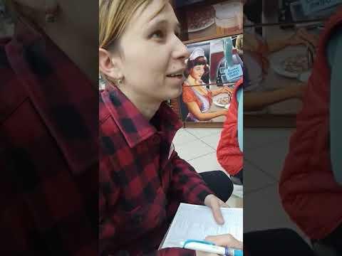 интервью у работников красное и белое