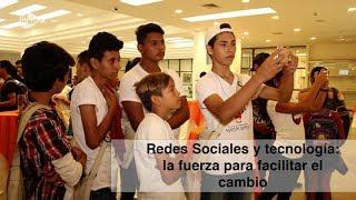 Redes sociales para el cambio