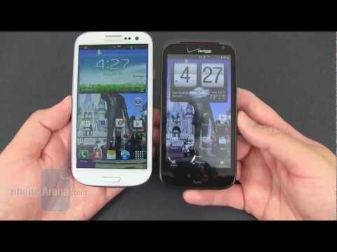 Samsung Galaxy S III vs HTC Rezound