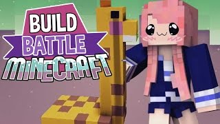 Super Kawaii! | Build Battle | Minecraft Building Minigame