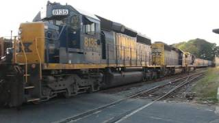 Csx Cartersville Local Switching At Elizabeth