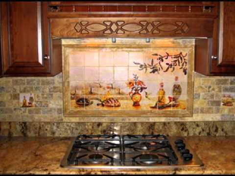 tuscan kitchen decorating ideas youtube. Black Bedroom Furniture Sets. Home Design Ideas
