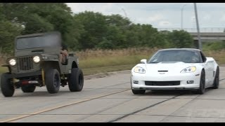 ZR-1 Corvette vs LSx Willy