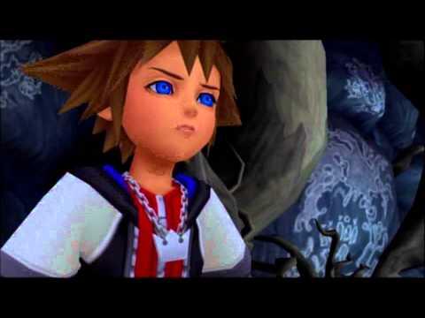 Kingdom Hearts FM [PS3] Playthrough #004, Destiny Islands: Racing Riku and Gathering Provisions