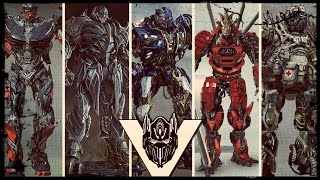 "TRANSFORMERS 5: THE LAST KNIGHT Trailer + ""Autobots & Decepticons"" Motion Posters (2017)"