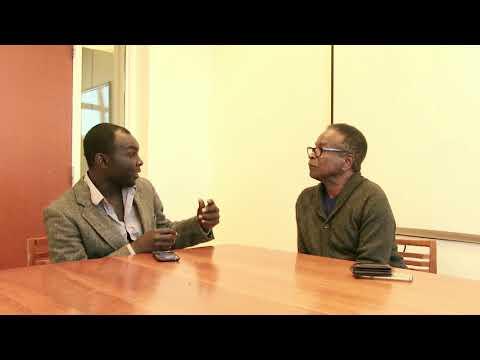 EXCLUSIVE- William Dudley Gregorie interview- Quintin's Close-Ups™