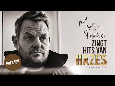 Martijn Fischer Zingt Hits Van Hazes