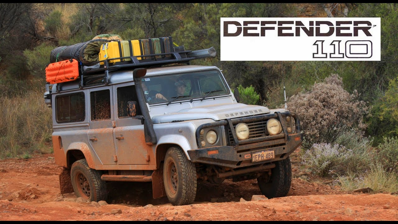 Land Rover Defender 110 Expedition walk around - YouTube