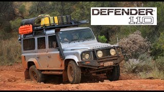 Land Rover Defender 110 Expedition walk around