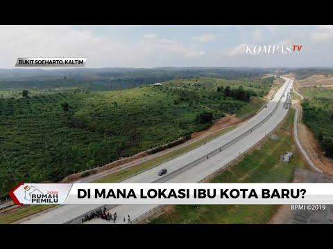 [IBU KOTA BARU] - Pemerintah Coret Bukit Soeharto, di Mana Lokasi Ibu Kota Baru?