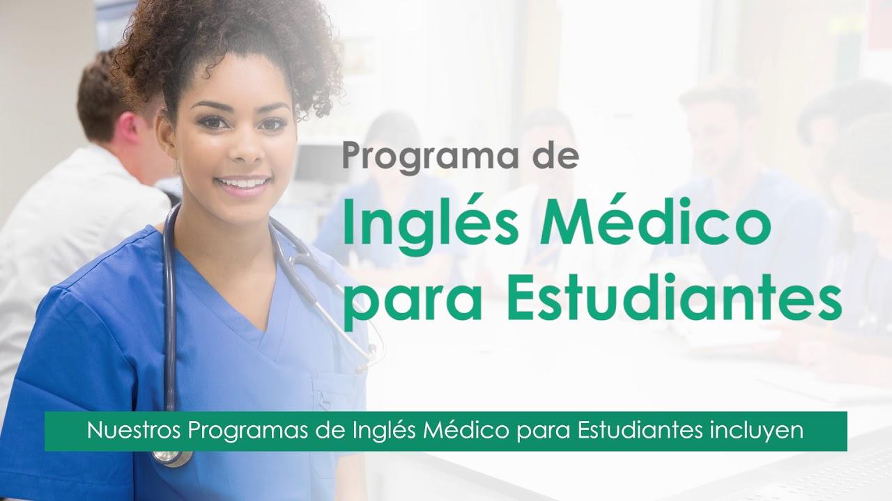 Ingles Medico Para Estudiantes Youtube