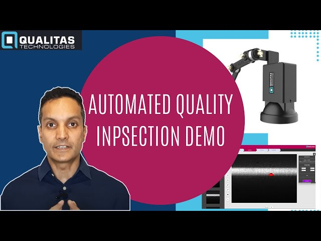 Inspection automation using camera optic with integrated lighting
