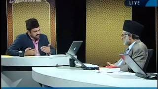 Allegation on Poetry of Hadhrat Mirza Ghulam Ahamd (as)-persented by khalid Qadiani.flv