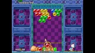🎮 Puzzle Bobble / Bust a Move - Arcade - Gameplay