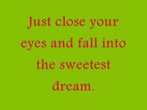 My precious one, Celine Dion (Lyrics)