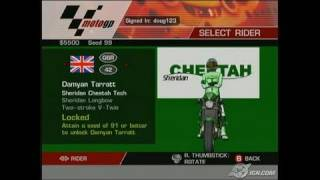 MotoGP 3: Ultimate Racing Technology Xbox Gameplay -