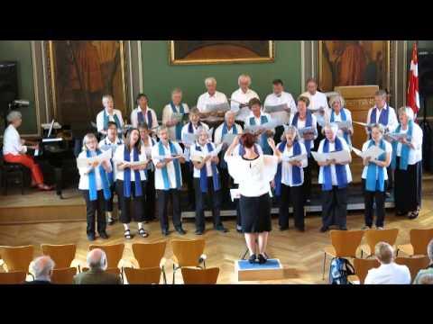 Torsdagskoret, Flensborg synger Jens Rosendals: 1. del af Vadehavssuite