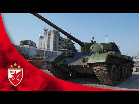 Tenk stigao na Marakanu szerb tankcsapda: egy tankkal erősített a belgrádi crvena zvezda SZERB TANKCSAPDA: Egy tankkal erősített a belgrádi Crvena Zvezda hqdefault