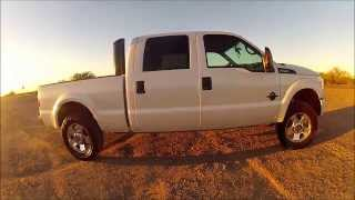 Amazing 99 to 13 Ford F-250 Conversion