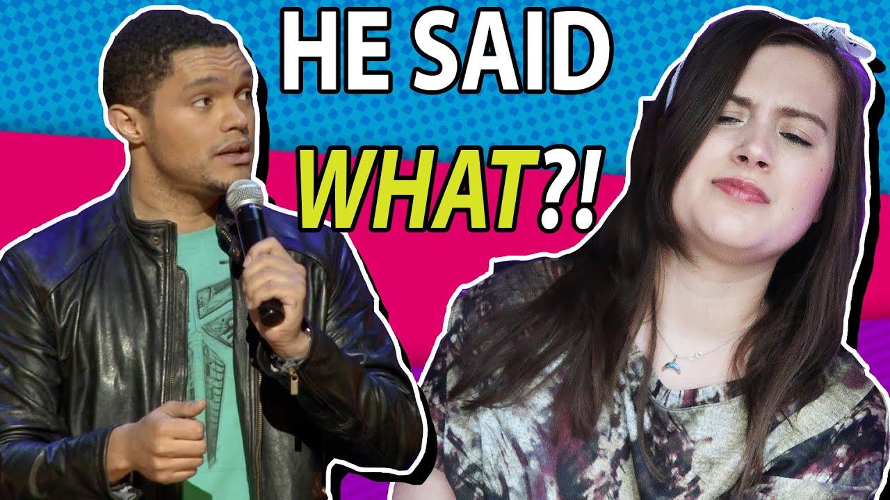 "Download Deaf Person Reacts To Trevor Noah ""Jokes About Deaf People"" 