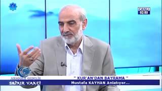 Anadolu Gençlik Sahur Vakti || Kur'an'dan Bayrama || 29.Gece