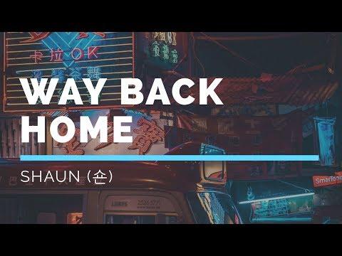 [ SHAUN (숀) - Way Back Home Terjemahan/indosub ]