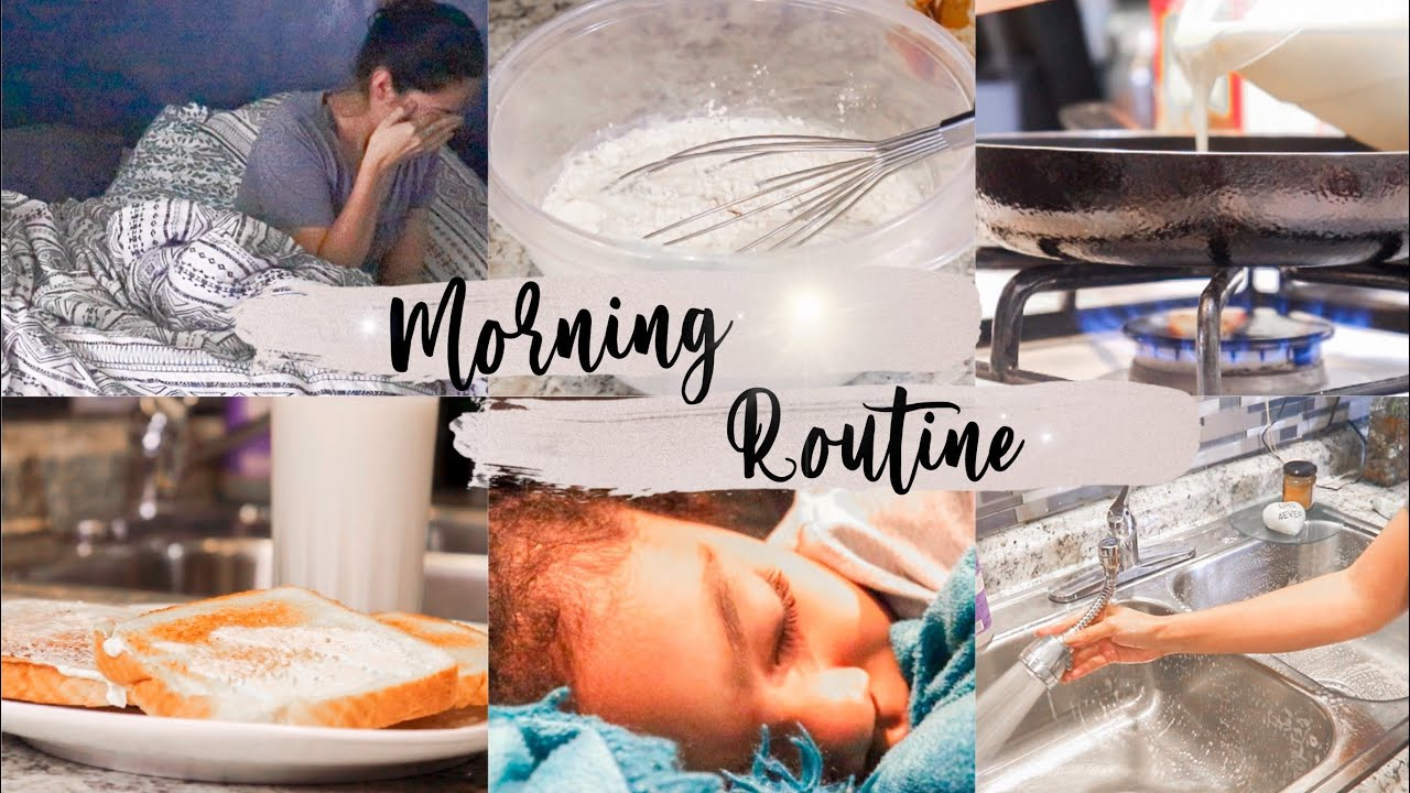 RAW & REALISTIC PREGNANCY MORNING ROUTINE | How I keep Myself Busy | My Simple life as a YouTuber